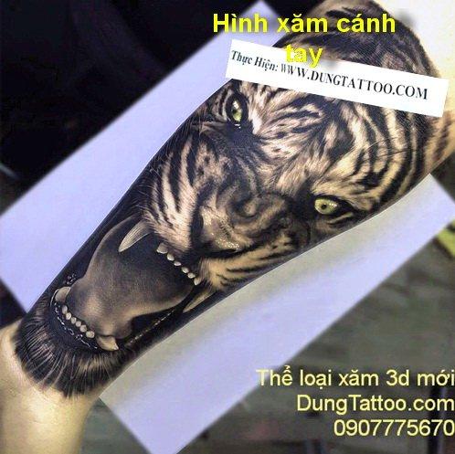 hinh xam thuc hien moi hom nay dung tattoo 0907775670