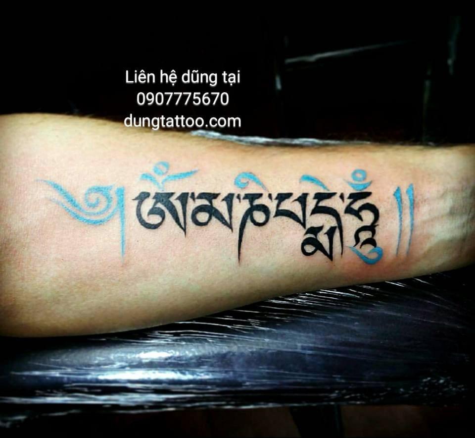 Hình xăm nghệ thuật dũng tattoo ( dungtattoo.com) thực hiện 13