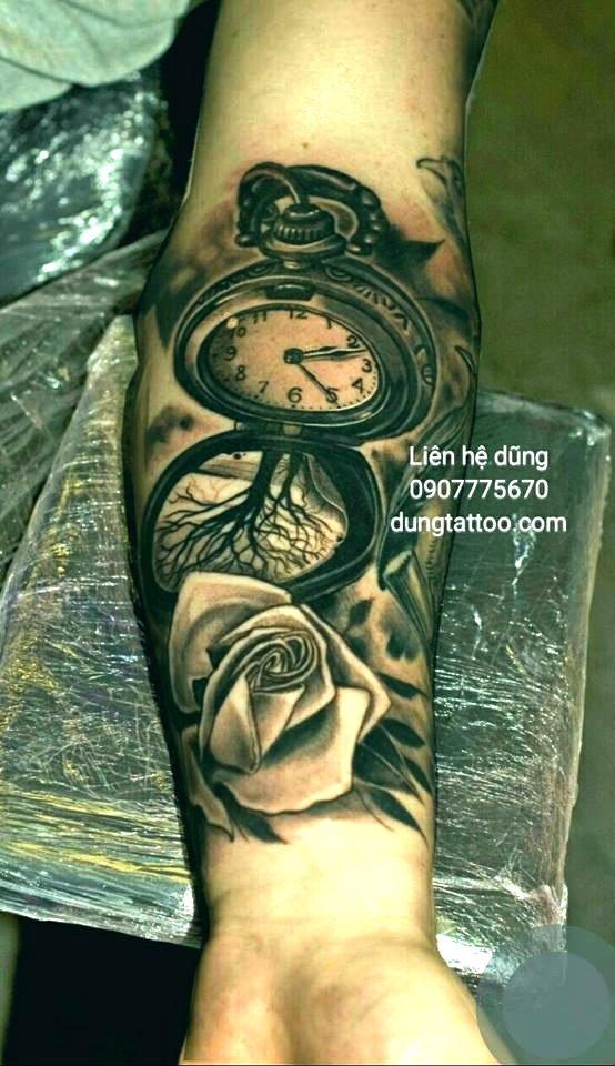 Hình xăm nghệ thuật dũng tattoo ( dungtattoo.com) thực hiện 22