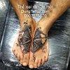 hình xăm 3d châu âu mới nhất tại dũng tattoo 0907775670