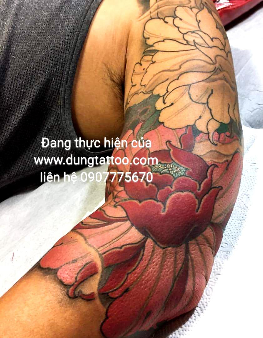hinh xam dung tattoo hcm thuc hien 4